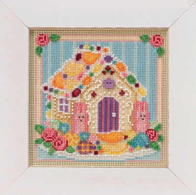 Mill Hill Kits ~ (Easter) Sugar Cookie House