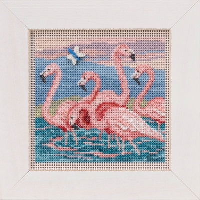 Mill Hill Kits ~ Flamingos