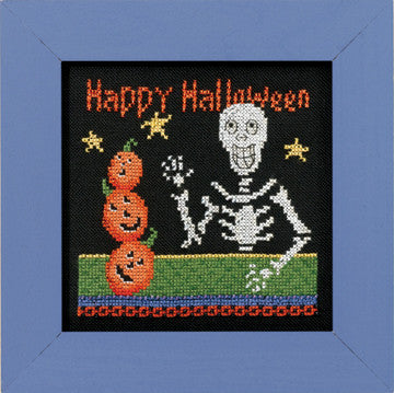 Mill Hill Kits ~ Debbie Mumm Happy Skeleton
