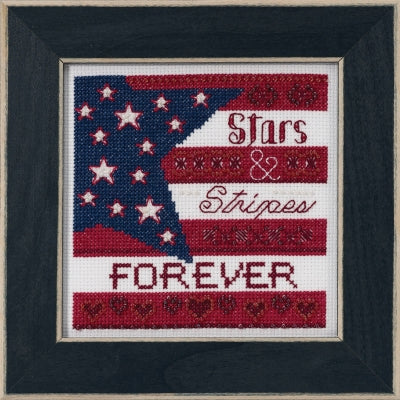 Mill Hill Kits ~ Stars and Stripes (2019)