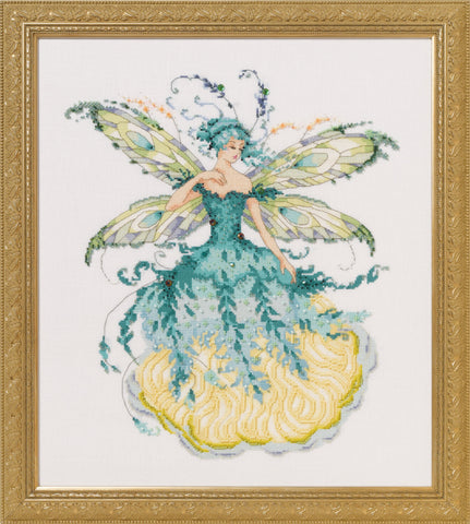 Mirabilia ~ March Aquamarine Fairy