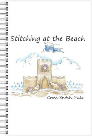 20th Year Stitching at the Beach Notebook and/or Pen