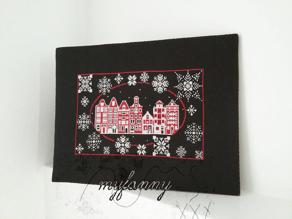 MyFanny (Italy) ~ Winter Stitching