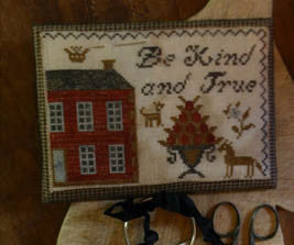 Stacy Nash Primitives ~ Be Kind & True Thread Keep