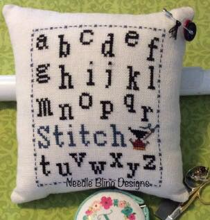 Needle Bling Designs ~ Stitch Sampler