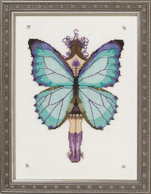 Nora Corbett/Mirabilia ~ Butterfly Misses Collection ~ Miss Aurora Morpho