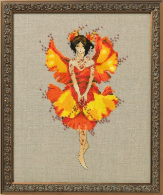 Nora Corbett/Mirabilia ~  Miss Ginko ~ Autumn Pixes Collection