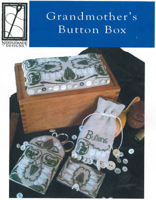 Needlemade Designs ~ Grandmother's Button Box