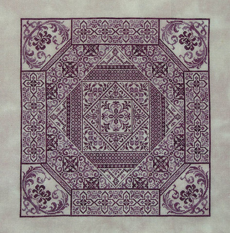 Northern Expressions Needlework ~ Shades of Plum