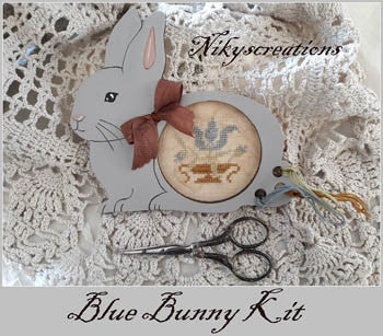 Nikyscreations ~ Blue Bunny Kit ~ LIMITED EDITION!