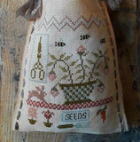 Nikyscreations ~ Garden Tyme Sewing Bag