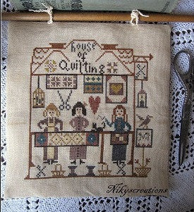 Nikyscreations ~ House of Quilting