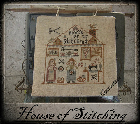 Nikyscreations ~ House of Stitcing