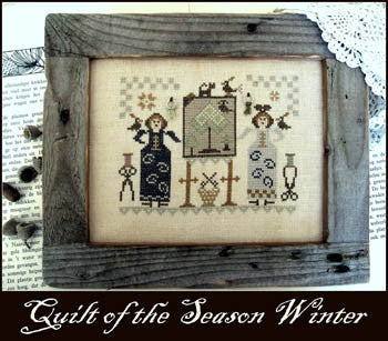 Nikyscreations ~ Quilt of the Season Winter