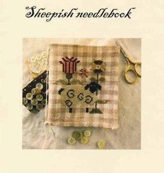Nikyscreations ~ Sheepish Needlebook