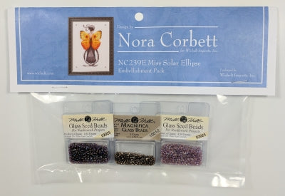 Nora Corbett/Mirabilia ~ Butterfly Misses Collection ~ Miss Solar Elipse Emb. Pack