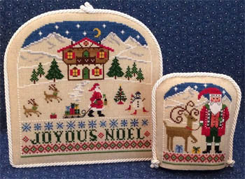 Needle's Notion ~ Christmas Chalet