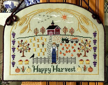 Needle's Notion ~ Happy Harvest