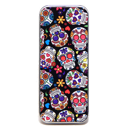 Needle Slide ~ Sugar Skulls