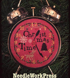 Needlework Press ~ Christmas Time