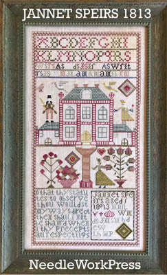 Needlework Press ~ Jannet Speirs
