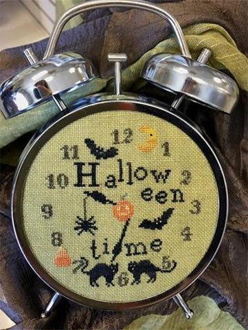 Needlework Press ~ Halloween Time