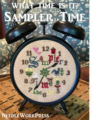 Needlework Press ~ Sampler Time