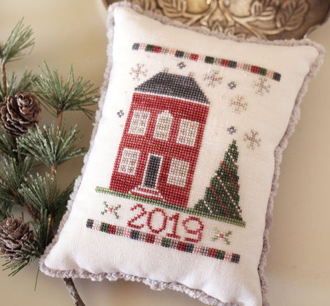 October House Fiber Arts ~ Evergreen House