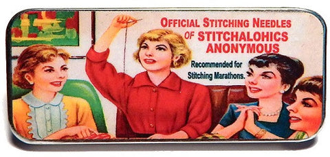 Needle Slide ~ Official Stitchaholics Anonymous