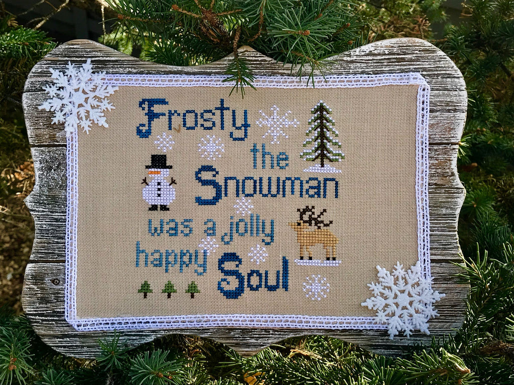 Pickle Barrel Designs ~ Frosty