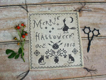 Pineberry Lane ~ Merrie Halloween