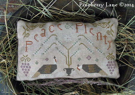 Pineberry Lane ~ Peace & Plenty