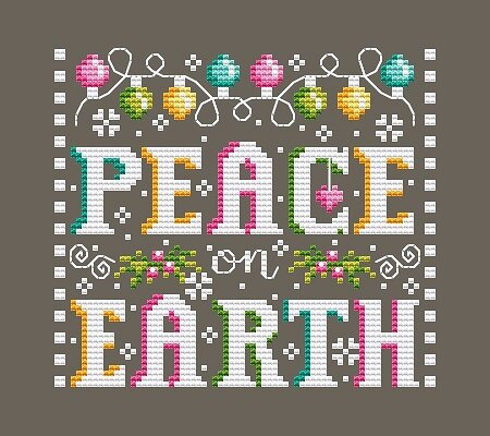 Shannon Christine Designs ~ Peace On Earth ~ Part 1 of 3