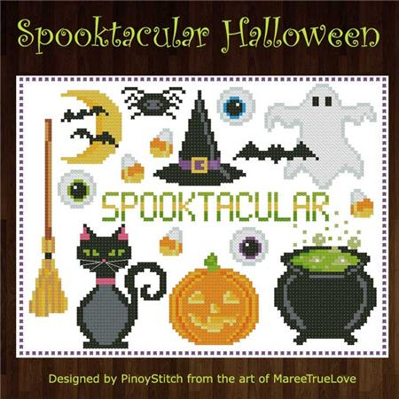 Pinoy Stitch ~ Spooktacular Halloween