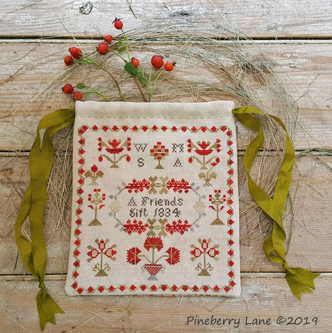 Pineberry Lane ~  A Friend's Gift