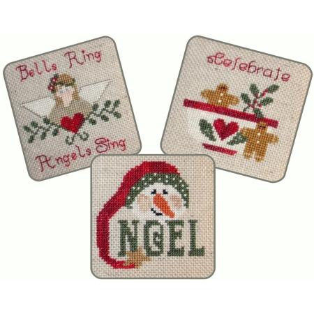 Plum Pudding Needleart ~ Twas The Night