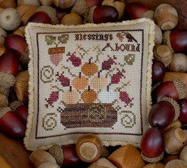 Plum Street Samplers ~ Blessings Abound