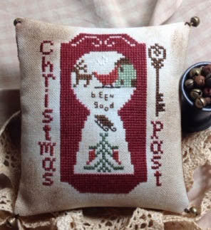 Primitive Needleworks ~ Christmas Past