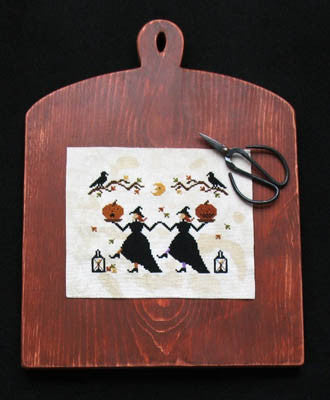 Primitive Needleworks ~ Hallows Eve Dance