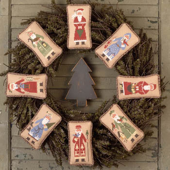 Prairie Schooler ~  Kris Kringle - REPRINT