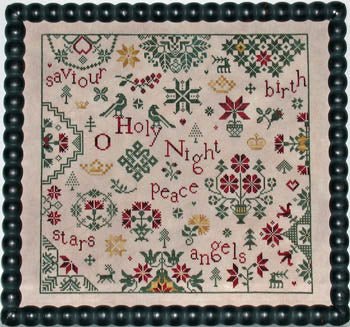 Praiseworthy Stitches ~ Simple Gifts - O Holy Night