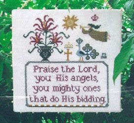 Plum Street Samplers ~ Angels' Praise