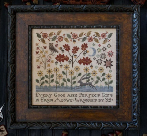 Plum Street Samplers ~ Autumn Gifts