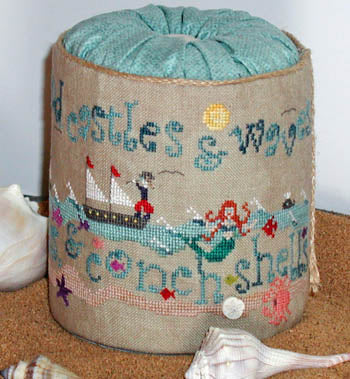 Praiseworthy Stitches ~ Beach Dreams