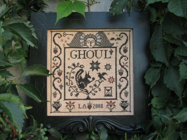 Plum Street Samplers ~ Ghoul  (Oldie but Goodie!)
