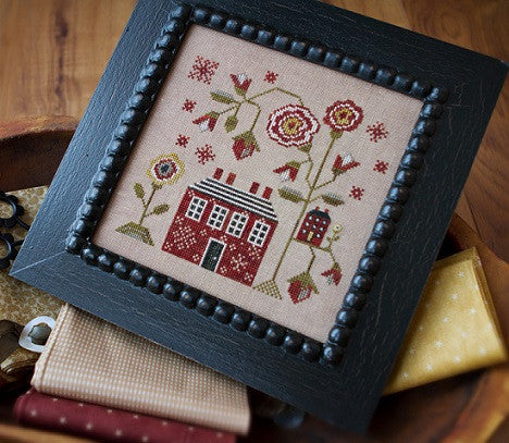 Plum Street Samplers ~ A Red Cottage