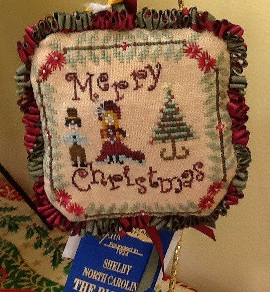 Praiseworthy Stitches ~ A Victorian Christmas