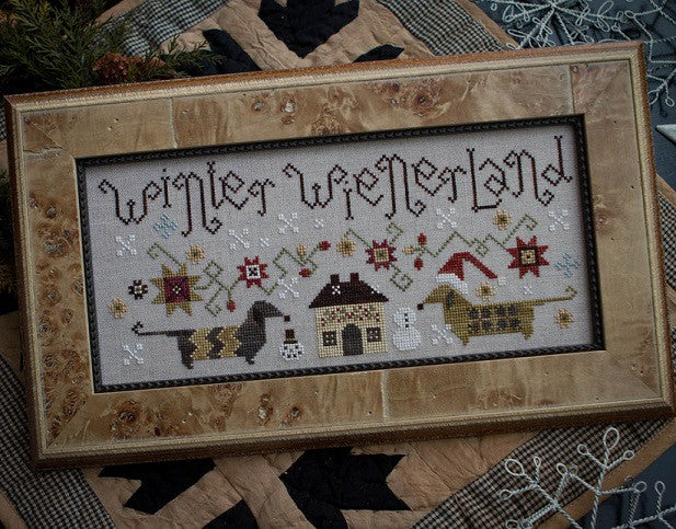 Plum Street Samplers ~ Winter Wienerland