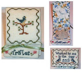 Praiseworthy Stitches ~ Bluebird Trifles Case