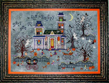 Praiseworthy Stitches ~ Darkwing Manor